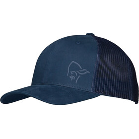 Norrøna /29 Trucker Mesh Snap Back Cap Indigo Night